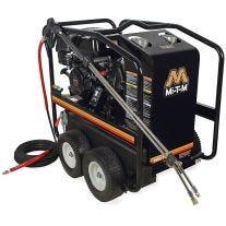 Mi-T-M HSP35043MGH Motor de gas transportables agua caliente Lavadora de Presión 3500 PSI