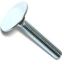 "Threaded Fasteners 405138 5 / 16-18 x 3"" Zinc Ascensor Perno"