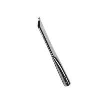 "Powr-Flite CT13 CT13 Powr-Flite herramienta para hendiduras Vac 1-1 / 2 x 15"" de metal cromado"