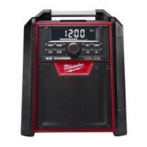 Milwaukee 2792-20 Radio/cargador M18 18 Voltios Bluetooth para sitio de trabajo