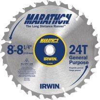 """Irwin 14050ZR 8-1 / 4"""" 24 dientes por pulgada universal eje de la hoja"""