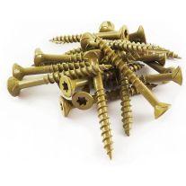 "WoodPro Fasteners AP9X234-2M # 9 x 2-3 / 4"" de uso múltiple Tornillos granel"