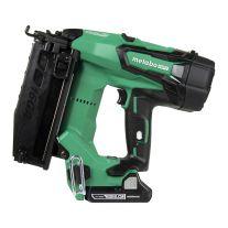 Metabo HPT NT1865DM Clavadora sin escobillas 18 Voltios calibre 16 3.0 cAh recta para acabados