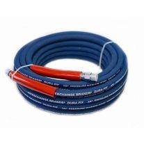 """Pressure Parts 3652 Arandela de la presión de la manguera de 3/8"""" x 50' 6000psi azul Non-Marking"""