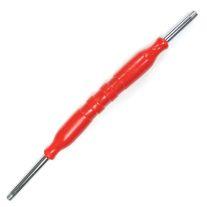 "Karcher 8.710-598.0 Lavadora de presión Car Wash flexible Wand / Lance, 18"" Rojo 1/4"" MxM"