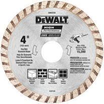 """Dewalt DW4724 4"""" Hoja de Diamante"""