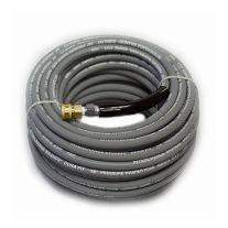 """Pressure Parts 134-001023 100' 3/8"""" Gris Non-Marking 4000 PSI Lavadora de presión de la manguera"""