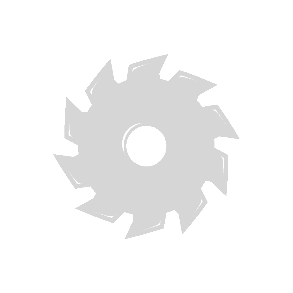 "Quickscrews 13389 Tornillo negro de cabeza plana cuadrada interna #8 x de 3"" para pisos y maderería"
