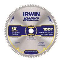 """Irwin 14084 12"""" dientes por pulgada 100T Hoja de sierra circular"""