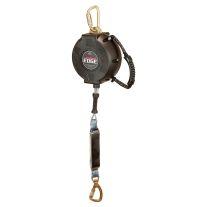 FallTech 727630LE Dispositivo autorretráctil de vanguardia de 30' para contratistas