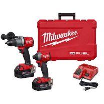 Milwaukee 2997-22 Kit combinado de 2 herramientas M18 FUEL