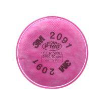 3M 7000051991 Filtro de partículas 2091 (par)