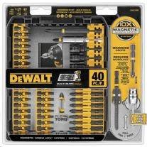Dewalt DWA2T40IR 40-pieza de impacto Ready Juego de destornilladores