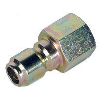 """Karcher 8.707-136.0 1/4"""" Presión FPT Lavadora manguera de acoplamiento rápido Plug"""