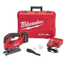 Milwaukee 2737-21 M18 FUEL 18-Volt Lithium-Ion Brushless Cordless Jig Saw Kit