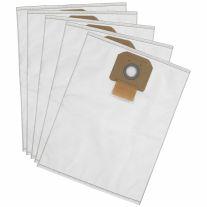 Dewalt DWV9402 Fleece Bolsas para DWV012 extractor de polvo (5 / Pack)