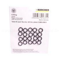 Karcher 2.880-208.0 Arandela de la presión de la manguera / boquilla tóricas de repuesto 2,880-208,0 (20 / Pack)